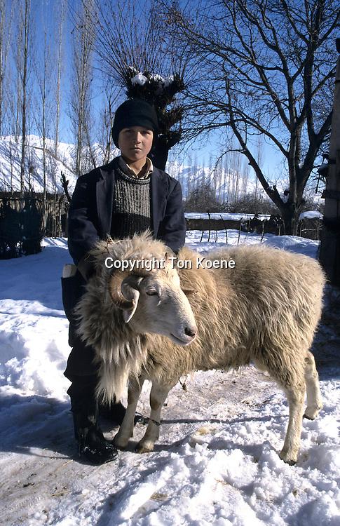 daily life in tajikistan