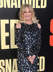 May 10, 2017 - Westwood, CA, United States - 10 May 2017 - Westwood, California - Goldie Hawn. World Premiere of ''Snatched'' held at Regency Village Theater in Westwood. Photo Credit: Birdie Thompson/AdMedia (Credit Image: © Birdie Thompson/AdMedia via ZUMA Wire)