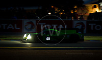 Qualifying Tracy Krohn (USA) / Niclas Jonsson (SWE) / Jao Barbosa (PRT) driving the LMP2 Krohn Racing  Ligier JS P2 - Nissan 24hr Le Mans 15th June 2016