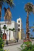 Todos Santos Mission, Baja, Mexico