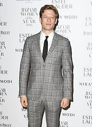 October 31, 2016 - London, England, United Kingdom - James Norton at Harper's Bazaar Women of the Year Awards, London, UK (Credit Image: © James Shaw/Avalon via ZUMA Press)