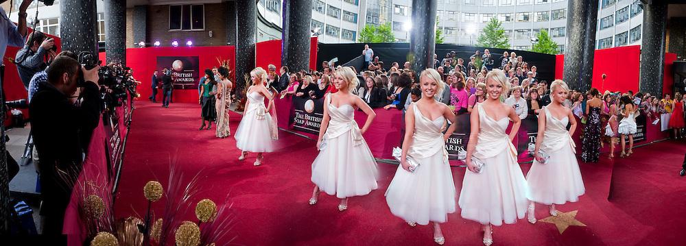 SOAP AWARDS,  2009 Soap Awards, BBC Television Centre. London. 9 May 2009.