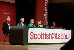 The Scottish Labour Party spring conference opened in Dundee on Friday, where Scottish Labour leader Richard Leonard joined delegates and party activists.<br /> <br /> © Dave Johnston / EEm