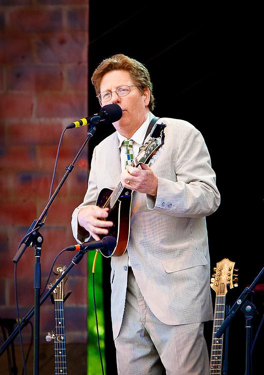Tim O'Brien at Telluride Bluegrass
