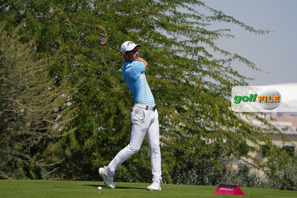 Matthew Jordan (ENG) on the 6th during Round 2 of the Commercial Bank Qatar Masters 2020 at the Education City Golf Club, Doha, Qatar . 06/03/2020<br /> Picture: Golffile   Thos Caffrey<br /> <br /> <br /> All photo usage must carry mandatory copyright credit (© Golffile   Thos Caffrey)