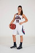 2017 FAU Women's Basketball Head Shots