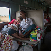 Myanmar - Burma by Train
