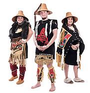 Yukon, First Nations, Tlingit, dancers