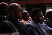 CAMBRIDGE, MASSACHUSETTS-APRI 26: (C) Author/Photographer Jamel Shabazz attends the 209 Inaugural Vison & Justice, A Convening' organized by the Radcliffe Institute, The Hutchins Center and the Ford Foundation curated by Sarah E. Lewis, Ph.D, Harvard University held at the Radcliffe Center on April 25, 2019 in Cambridge, Massachusetts  (Photo by Terrence Jennings/terrencejennings.com)