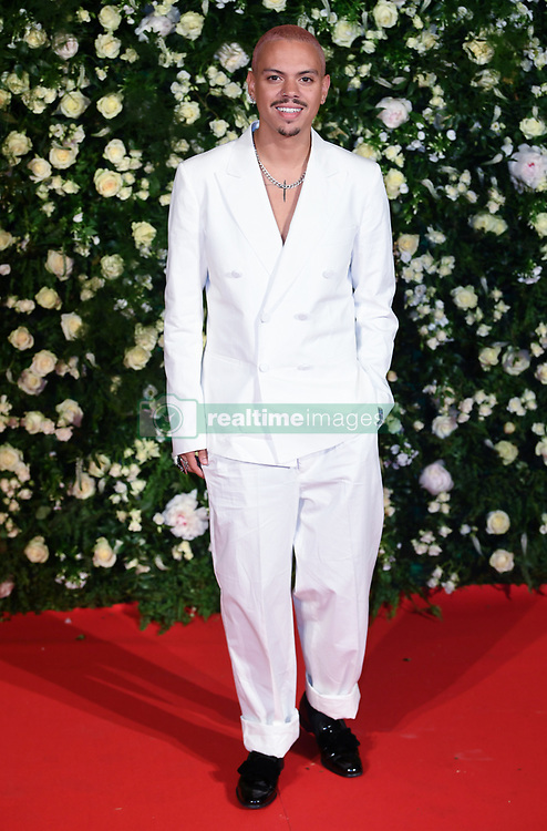 Evan Ross arriving at the Charles Finch Filmmakers Dinner, Eden Rock, Hotel du Cap during the 72nd Cannes Film Festival. Photo credit should read: Doug Peters/EMPICS