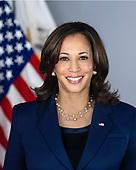 April 09, 2021 - DC: Vice President's Harris Official White House Portrait