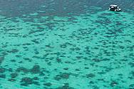 Isla Mauricio. Mauritius. Mauricio desde el aire, vuelo en helicoptero sobre la Isla
