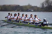 Mcc0038874 . Daily Telegraph..DT Sport..Men's Eight Tom James, James Foad, Tom Ransley, Richard Egington, Moe Sbihi, Greg Searle, Matthew Langridge, Constantine Louloudis and Cox Phelan Hill..The announcement of the GB Rowing Crews for the first World Cup.. .Reading 4 April 2012