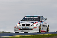 2008 British Touring Car Championship.  Knockhill, Scotland, United Kingdom.  16th-17th August 2008.  (25) - Rob Collard (GBR) - Motorbase Performance BMW 320si E90.  World Copyright: Peter Taylor/PSP. Copy of publication required for printed pictures. Every used picture is fee-liable.