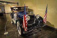 1923 Lincoln 124A Touring Car