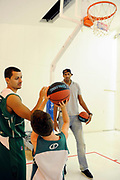 DESCRIZIONE : Championnat de France Media Day Palais des congres Ligue Nationale de Basket <br /> GIOCATORE : Xavier COROSINE (JSF Nanterre)<br /> SQUADRA : PARIS levallois<br /> EVENTO : Pro A <br /> GARA : <br /> DATA : 20/09/2012<br /> CATEGORIA : Basketball Homme LNB<br /> SPORT : Basketball<br /> AUTORE : JF Molliere<br /> Galleria : France Basket 2012-2013 Reportage<br /> Fotonotizia : LNB Basket Pro A<br /> Predefinita :