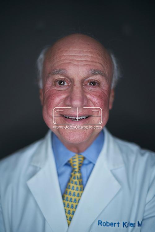 September 8, 2018. Beverly Hills, California. Beverly Hill's surgeon, Dr. Robert Kotler. Photo Copyright John Chapple / www.JohnChapple.com