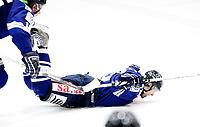 Ishockey , Sluttspill , 26. Februar 2008 , Sparta - Comet , Jiri Jantovsky jubler etter sin avgjørende 3-2 scoring, Foto: Thomas Andersen , Digitalsport