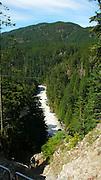 Whistler Mountaineer Train ride, British Columbia, Canada