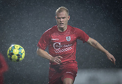Philip Rejnhold (FC Helsingør) under kampen i 1. Division mellem Fremad Amager og FC Helsingør den 21. oktober 2020 i Sundby Idrætspark (Foto: Claus Birch).
