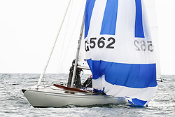 , Travemünde - Travemünder Woche 21. - 30.07.2017, Trias - GER 562 - Hans - Hans-Wolf Holland - Felix HUMMEL - Segelclub Rheingau e. V