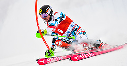 13.11.2016, Black Race Course, Levi, FIN, FIS Weltcup Ski Alpin, Levi, Salalom, Herren, 1. Lauf, im Bild Marcel Hirscher (AUT) // Marcel Hirscher of Austria in action during 1st run of mens Slalom of FIS ski alpine world cup at the Black Race Course in Levi, Finland on 2016/11/13. EXPA Pictures © 2016, PhotoCredit: EXPA/ Nisse Schmidt<br /> <br /> *****ATTENTION - OUT of SWE*****