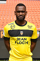 Anthony Lamonge during photoshooting of FC Lorient for new season 2017/2018 on September 12, 2017 in Lorient, France. (Photo by Philippe Le Brech/Icon Sport)