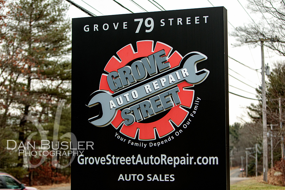 Grove Street - Franklin, MA Ratchet + Wrench session 01-03-19