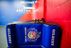 Tackle bag - Rogan/JMP - 13/04/2018 - RUGBY UNION - Ashton Gate Stadium - Bristol, England - Bristol Rugby v Doncaster Knights - Greene King IPA Championship.
