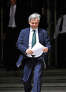 under license to London News Pictures. LONDON, UK  17/05/2011. Secretary of State for Energy and Climate Change Chris Huhne in Whitehall today (17/05/2011). Please see special instructions for usage rates. Photo credit should read Stephen Simpson/LNP.