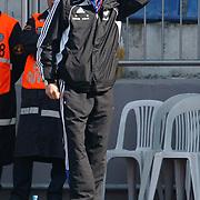 Finland's coach Markku KANERVA during their international friendly soccer match Turkey A2 betwen Finland A2 at Recep Tayyip Erdogan stadium in Istanbul March 25, 2011. Photo by TURKPIX