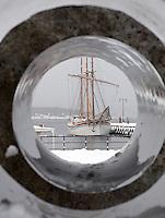 Winter in Oslo Norway