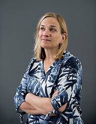 Tracy Chevalier appears at the 2019 Edinburgh International Book Festival.<br /> <br /> Two decades after Girl with the Pearl Earring, Tracy Chevalier is back with another finely rendered story of women. Refusing to tend endlessly to her grieving mother after the Great War, Violet Speedwell begins a new life among the embroiderers of Winchester Cathedral; a community of supportive women in which she hopes to grow.<br /> <br /> © Dave Johnston / EEm