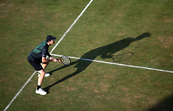 Great Britain's Jamie Murray during day four of the 2017 AEGON Championships at The Queen's Club, London.