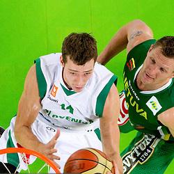 20110824: SLO, Basketball - Friendly game, Slovenia vs Lithuania, Stozice