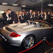 Miljonairfair 2004, Porsche stand