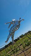 Hall Winery, Napa, California