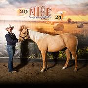 20-J023-Futurity Gold Buckle Horses