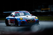 August 4-6, 2011. American Le Mans Series, Mid Ohio. 66 TRG, Porsche 997 GT3 Cup, Duncan Ende, Spencer Pumpelly