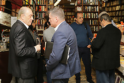 July 4, 2018 - Brazil - Leandro Alvarenga Miranda launches his new book at Martins Fontes bookstore in Sao Paulo. (Credit Image: © Leco Viana/Pacific Press via ZUMA Wire)