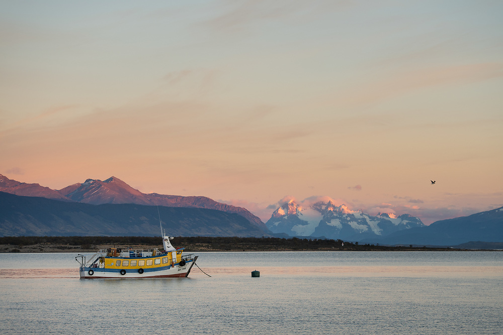 Puerto Natales, Chile, 2017. Personal project