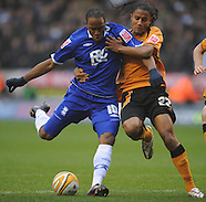 Wolverhampton Wanderers v Birmingham City 291108