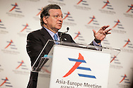 ASEM, Jose Manuel Barroso, President European Commission