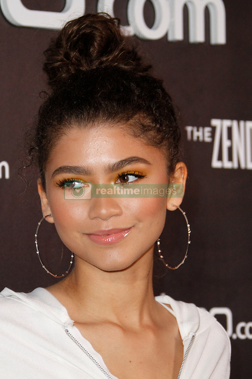 Boohoo Hosts 'The Zendaya Edit' Block Party at The Highlight Room on March 21, 2018 in Hollywood, California. 21 Mar 2018 Pictured: Zendaya. Photo credit: FS/MPI/Capital Pictures / MEGA TheMegaAgency.com +1 888 505 6342