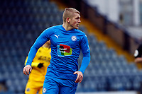 Will Collar. Stockport County FC 0-0 Aldershot Town FC. Vanarama National League. Edgeley Park. 13.2.21