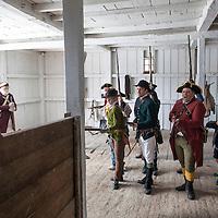 Reenactments of 1775