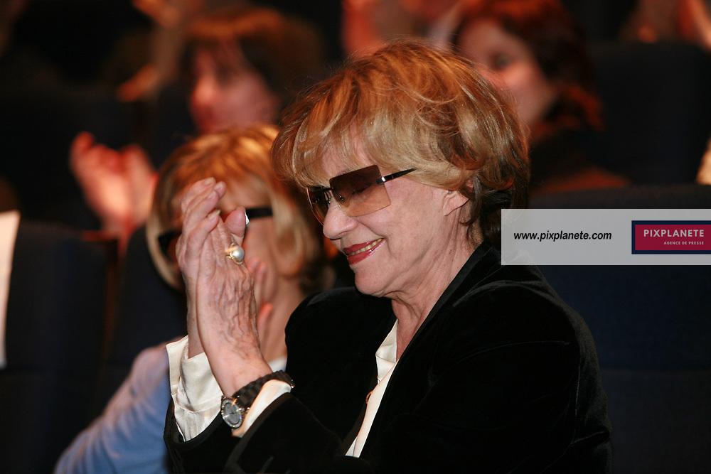 Hommage et rétrospective sur le réalisateur William Friedkin à la Cinémathèque française - - Jeanne Moreau - 10/4/2006 -