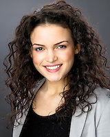 Professional headshot of actress Delilah Gyves-Smart.