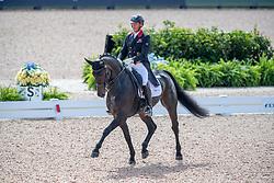 Hester Carl, GBR, Hawtins Delicato<br /> World Equestrian Games - Tryon 2018<br /> © Hippo Foto - Dirk Caremans<br /> 13/09/18
