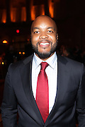 New York, NY-October 5:  Journalist Trymaine Lee attends the ColorOfChange.org's 10th Anniversary Gala held at Gotham Hall on October 5, 2015 in New York City.  Terrence Jennings/terrencejennings.com